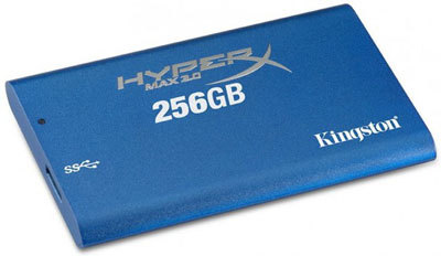 Kingston Hypermax SSD