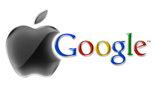 Google Vs. Apple : A briga é deles ou nossa?