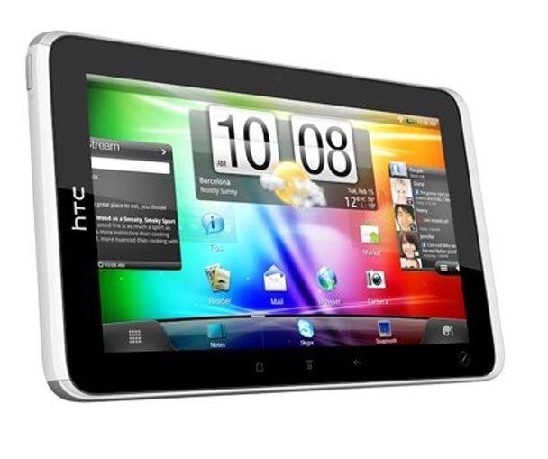 HTC anuncia seu primeiro tablet com Android. Ele se chama HTCFlyer