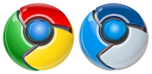 Google Chrome renova sualogo