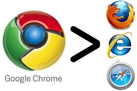 Chrome é browser mais seguro