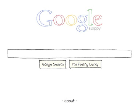 Google Sloppy