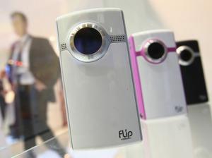 Cisco anuncia a morte das câmerasFlip