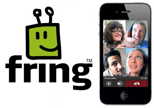 Fring libera versão beta com vídeo chamada em grupo para iPhone eAndroid