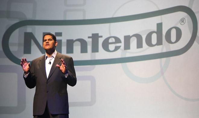 Reggie Fils-Aime na E3