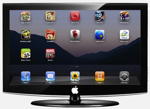 Rumor – Apple pode lançar televisão ano quevem