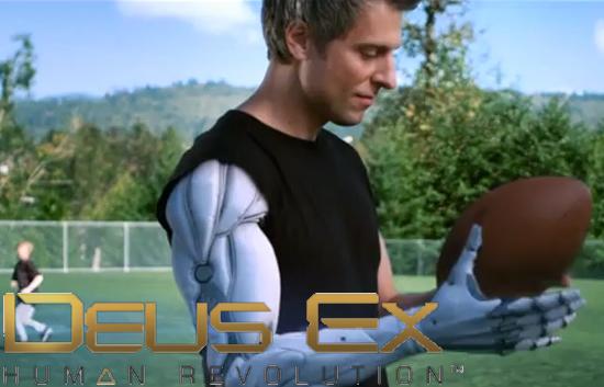 Deus Ex: Human Revolution – Um dos melhores trailers produzido paragames