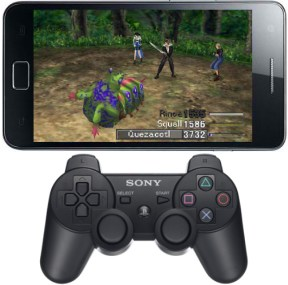Controle do PS3 no Android