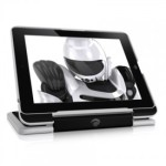 The Trooper da ClamCase para iPad 2