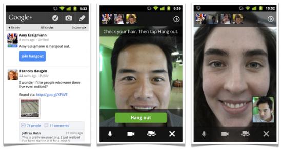 Google+ está aberto para o público e aplicativo recebe grandeatualização
