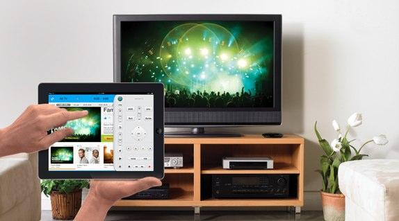 Logitech Harmony Link transforma o seu iPhone, iPad ou Android em um controleuniversal