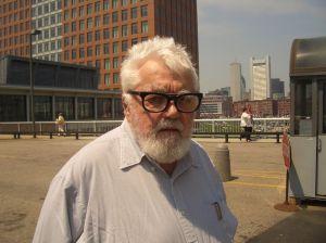 John McCarthy criador da linguagem de programação Lisp