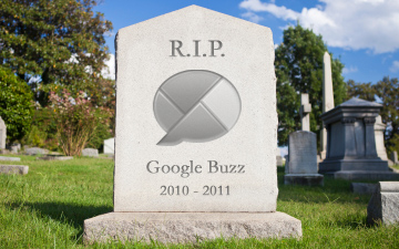Google anuncia a morte do Google Buzz para focar no Google+. Além de anunciar morte do Jaiku e Code Search