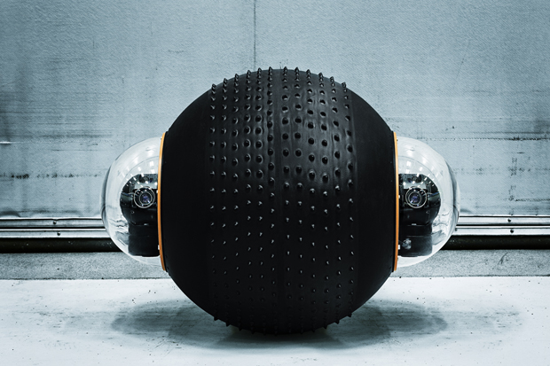 Robô de vigilância