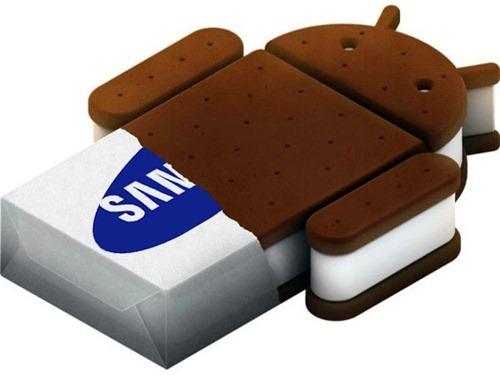 Samsung ice Cream Sandwich