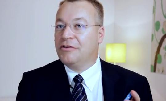 CEO da Nokia demonstra interesse em fabricartablets