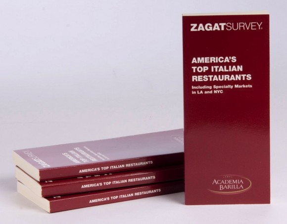 Zagat Review de Restaurantes