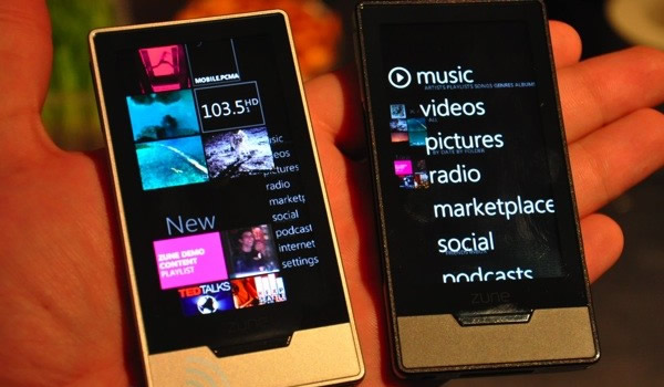 Microsoft volta atrás e diz que Zune HD vai sermantido