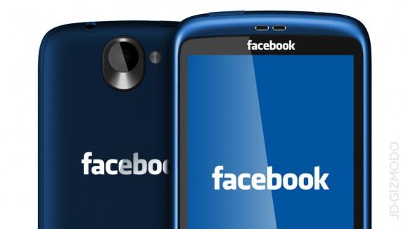 Facebook Phone pode finalmente ser lançado embreve