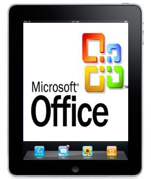 Office no iPad