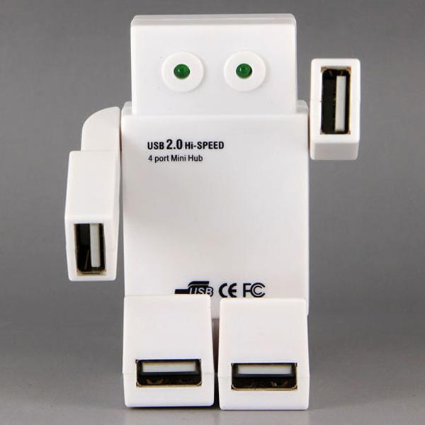 Robô expande as portas USB do seu PC por míseros 5dólares.